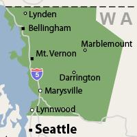 Our Washington Service Area